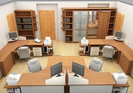 Заказать корпусную мебель в Миассе